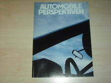 60719) Nissan Datsun Sunny Laurel Patrol 280 ZX Prospekt 198?