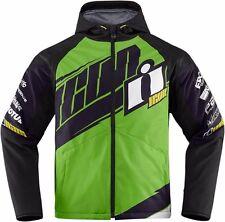 *Fast Shipping* ICON Team Merc Motorcycle Jacket (Black, Red, Vitriol, Blue..)