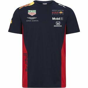 Red Bull Racing F1 2020 Men's Team T-Shirt Navy