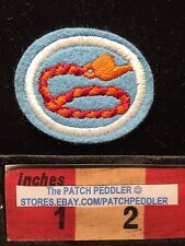 JACKET PATCH ~ Sports Coach / Referee / Official ~ Whistle On A Rope 62P5