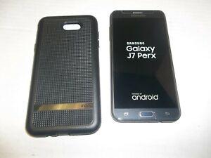 Samsung Galaxy J7 Perx SM-J727 16 GB Black (Boost Mobile) Smartphone