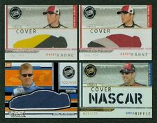 KASEY KAHNE PRESS PASS ECLIPSE UNDERCOVER 5 CARD LOT 2007 (3) 2004 (1) AUTO (1)