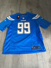 Nike Los Angeles Chargers Mens NFL Jersey Large '99'
