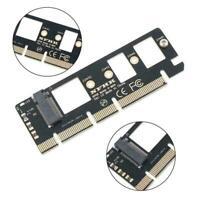 1PC NVMe M.2 NGFF SSD to PCI-E PCI Express 3.0 16x Adapter Z9Z1 Card Riser M8Z8
