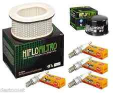 Kit Entretien Révision YAMAHA 600 FZS FAZER 1998 2003 filtre à air huile bougie