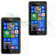 2x Pellicola display trasparente per Nokia Lumia 625 protezione schermo