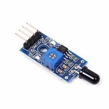 4 Pin IR Flame Detection Sensor Module Fire Detector Module for Arduino DIY Kit