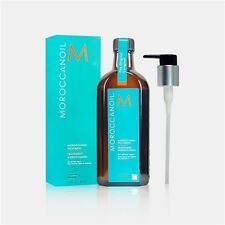 Moroccanoil Treatment Original 200ml / 6.4 oz With Pump FREE SHIPPING WORLDWIDE