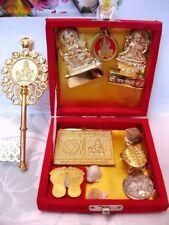 Shri Kuber Dhan Laxmi Varsha Yantra + Kuber Kunji+92.5 Silver Laxmi Yantra Free