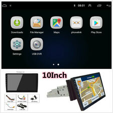 "1Din Rotatable Android 8.1 10.1"" 1080P Touch Screen Quad-core RAM 1GB ROM 16GB"