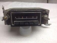 Vintage Gm Chevy Am Radio