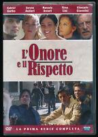 EBOND  L'Onore e il rispetto  prima stagione completa DVD D543005