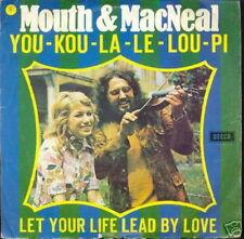 MOUTH & MACNEAL 45 TOURS BELGIQUE YOU-KOU-LA-LE-LOU-PI