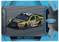 2016 Panini Certified NASCAR Racing Mirror Silver /99 #60 Matt Kenseth