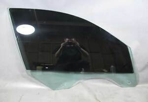 BMW E65 E66 7-Series Factory Right Front Passenger Window Glass w Scratches USED