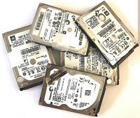 """500GB, 1TB Hard Drive 2.5"""" Apple MacBook Pro A1278 - A1286 - A1297 - 2009 - 2012"""