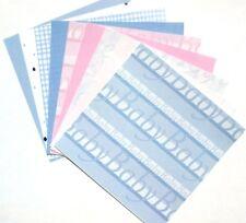 Nursery - 6x6 Memory Block Scrapbooking Paper Pack