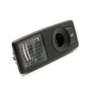 2007 - 2013 BMW X5 E70 REAR LEFT OVERHEAD READING LIGHT DRIVER SIDE LAMP BLACK