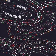 ELENI MANDELL - ARTIFICIAL FIRE  CD NEU