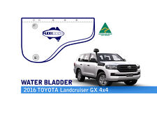 30Ltr Rear Qtr Panel Water Bladder (Landcruiser 200 GX) for 4x4 and Camping