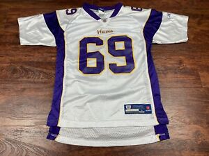 ON FIELD NFL Youth Boy's MN Vikings Allen #69 Jersey Size Large Regular