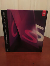 Adobe Creative Suite 5 Production Premium Mac OS CS5 STVD,CS5,MAC,RET,EUW,001,DV
