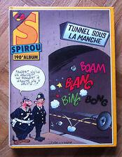 ALBUM SPIROU 190 BE/TBE  (D41)