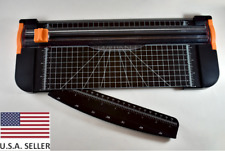 Paper Trimmer Guillotine A4 Paper Cutter 12 Inch Paper Trimmer Office