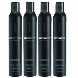 Joico Flexible Shaping Spray 8.9oz (4 cans)
