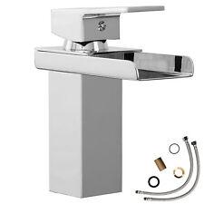 rubinetteria a cascata miscelatore monocomando cromata rubinetto lavabo bagno