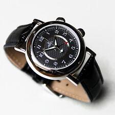 Mechanische Herrenuhr Armbandwecker Weckuhr Rarität Sammleruhr POLJOT Int. 2612