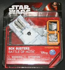 Star Wars The Force Awakens Box Busters Battle of Hoth, NEW IN BOX