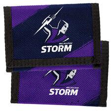 NRL Melbourne Storm Nylon Sports Wallet