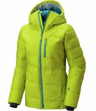 Mountain Hardwear Snowbasin Down Ski Jacket Women's 650 Fill RECCO SZ S $350 NWT