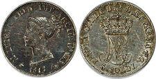ITALIE PARMA 5 SOLDI 1815 C#26 XF!!!  NAPOLEONIDE