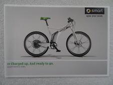 Smart Electric Bike Brochure 2013 - ebike - Pedelec - Crystal White & Dark Grey