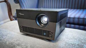 Optoma UHL55 4k projector LED 30,000 hour equivalent lamp life