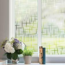 rabbitgoo 3ft x 3d no glue static decorative frosted.htm frosted window film for sale ebay  frosted window film for sale ebay