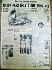7-4-1939 newspaper GEHRIG appreciation day preview LUCKIEST MAN ON FACE OF EARTH