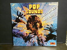 Pop sounds Vol 4 THE WHO / JOHN MAYALL / JAMES BROWN / ISSAC HAYES .. 2480082