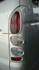 TOYOTA HIACE TAIL LIGHT COVER COLOURED 04-10