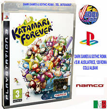 KATAMARI FOREVER PS3 GIOCO NUOVO ITALIANO SONY NAMCO IT