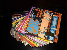 ANDY CAPP - Reg Smythe - Anni '70 - COMICS BOX DE LUXE - VENDITA SINGOLI ALBI