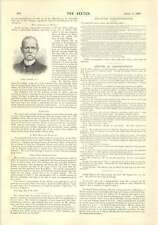 1896 Sir a R Scoble QC MP una excelente hierba Cuba West minas de Australia