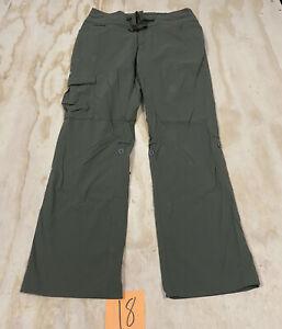 Columbia Women's Size 6 SHORT Omni Shield Roll Up Hiking Pants Lightweight