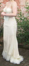 Size 10 Strapless Gown/Dress by Moss and Spy (Moss & Spy)