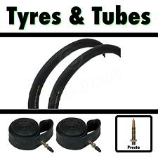 2x Tyre 26 x 1.50 (40-559) Hybrid Touring Bike Bicycle  & Presta Tubes