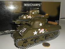 MINICHAMPS 1944 2004 60° ANNIVERSAY D DAY NORMANDY SHERMAN M4 A3 1/35 1507502