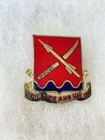 Authentic US Army 157th Infantry Brigade Unit DI DUI Crest Insignia 9M