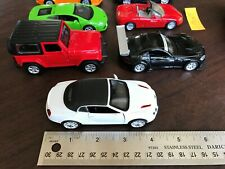 Lot Of 19 Diecast Cars 1:43 Scale